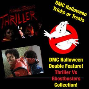 DMC Halloween - Thriller Vs Ghostbusters