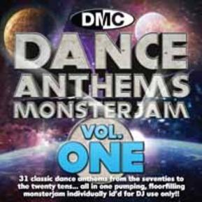 Dance Anthems Monsterjam Vol.1