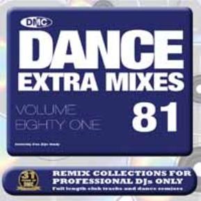 Dance Extra Mixes Vol. 81