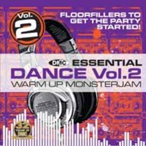 Essential Dance Warm Up Monsterjam Vol. 2