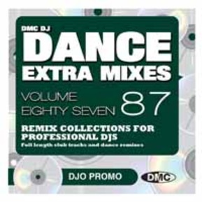 Dance Extra Mixes Vol.87