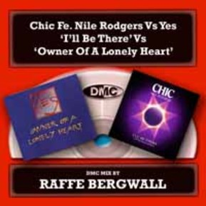 I'll Be There (No More Lonely Heart) Mix (Raffe Bergwall)