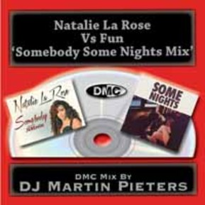 Somebody Some Nights Mix (DJ Martin Pieters)