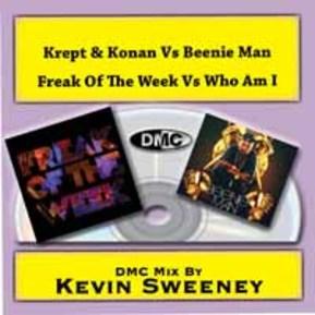 Freak Of The Week Vs Who Am I (Kevin Sweeney)