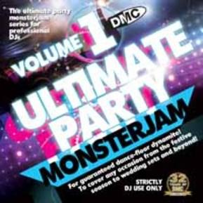 Ultimate Party Monsterjam Vol.1