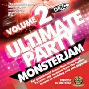 Ultimate Party Monsterjam Vol.2
