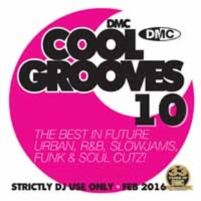 Cool Grooves 10