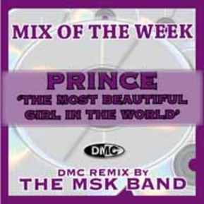 The Most Beautiful Girl In The World (The MSK Band Remix)