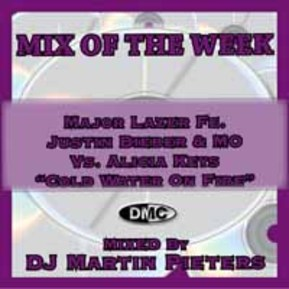Cold Water On Fire Mix (DJ Martin Pieters)