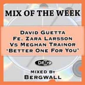 Better One For You - This Ones For You Vs Better (Mixed By Bergwall)