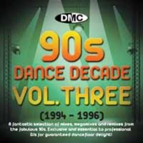 Dance Decade 90s Vol.3