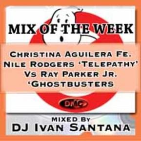 Telepathy Vs Ghostbusters (DJ Ivan Santana)