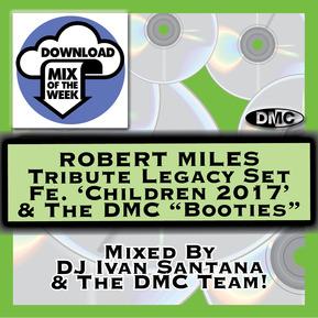 Robert Miles DMC Tribute Legacy Pack