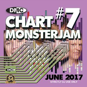 Chart Monsterjam 7