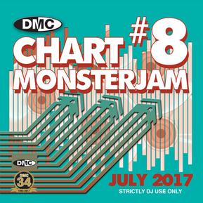 Chart Monsterjam 8