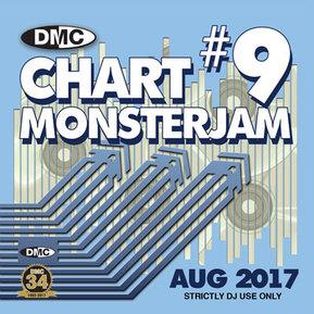 Chart Monsterjam 9