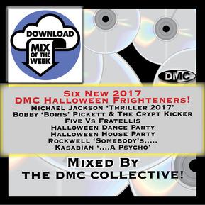 DMC Halloween Frighteners 2017 Mixes