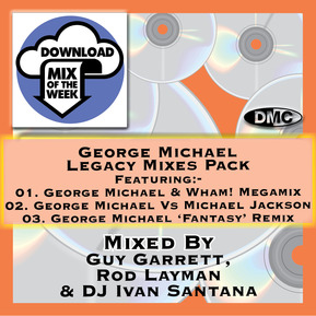 George Michael Legacy Mixes