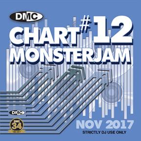 Chart Monsterjam 12