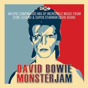 David Bowie Monsterjam 1
