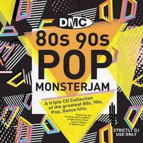 80s 90s Pop Monsterjam