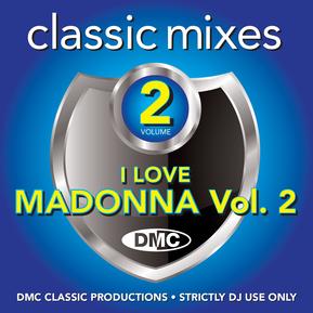 Classic Mixes - I Love Madonna Vol.2