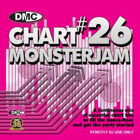 Chart Monsterjam 26