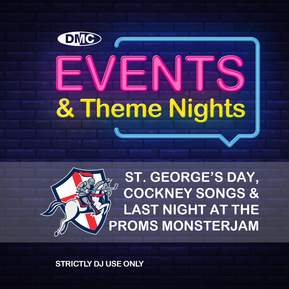 Events & Theme Nights - St. George's Day, Cockney Songs & Last Night At The Proms Monsterjam 1