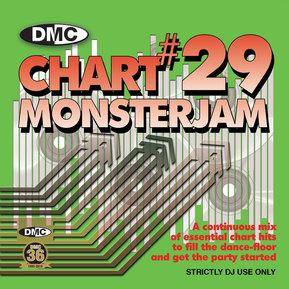 Chart Monsterjam 29