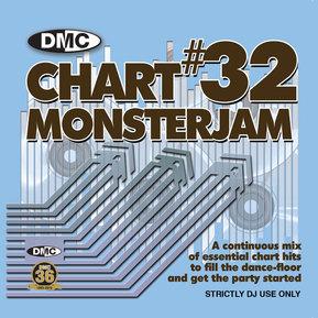 Chart Monsterjam 32