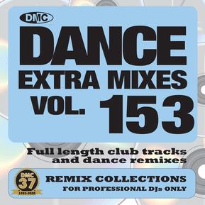 Dance Extra Mixes Vol.153