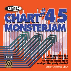Chart Monsterjam 45