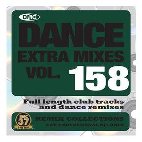 Dance Extra Mixes Vol.158