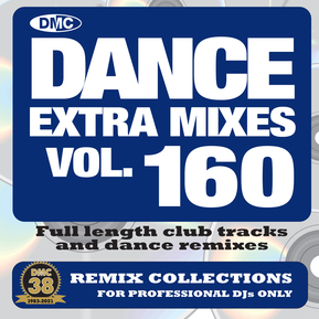Dance Extra Mixes Vol.160