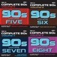 Complete 90s Collection - Volumes 5 To 8 Offer