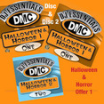 DMC Halloween & Horror Offer 1
