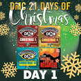 21 Days Of Christmas 2017 - Day 1