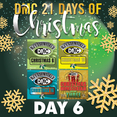 21 Days Of Christmas 2017 - Day 6