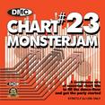 Chart Monsterjam 23