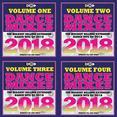 Dance Mixes 2018 - Bundle Vols. 1 - 4