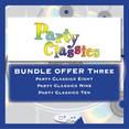Party Classics Offer (8 to 10)