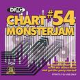 Chart Monsterjam 54
